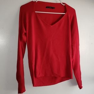 Cherry Red - •The Limited•   Sweater